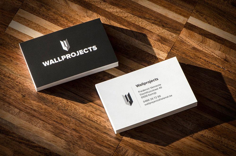 Grafisch ontwerp | Logo en naamkaartje